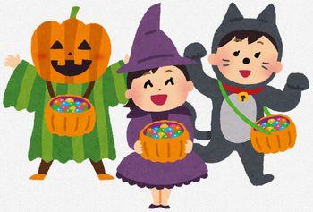 日本人はハロウィンが好き!